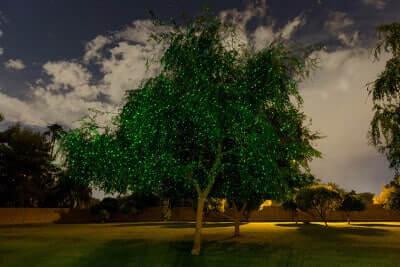 Gree-Laser-Tree