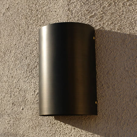 Orion 6 12 Volt Brass 6 Wall Sconce Light By Unique