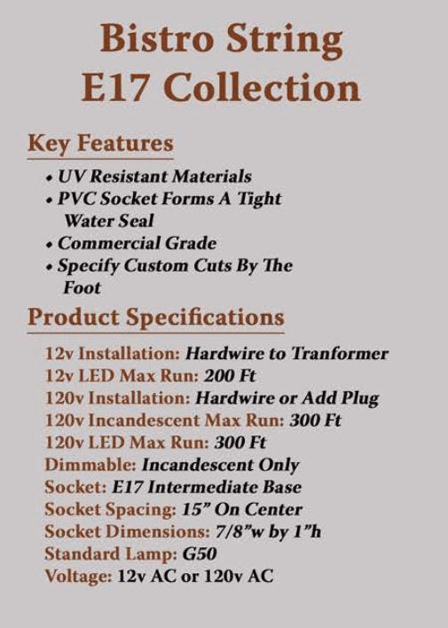 BK-E17-Product-Specs