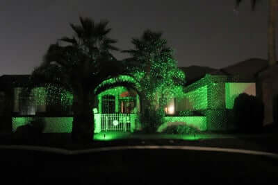 Green-Laser-Home