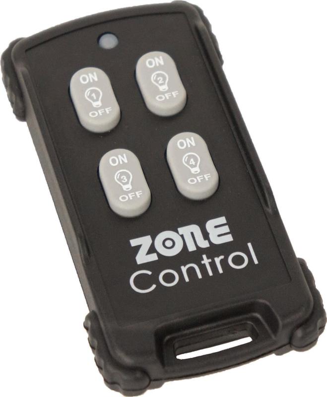 Universal Lighting Systems - UZC10WZC - ZoneControl Wireless ...