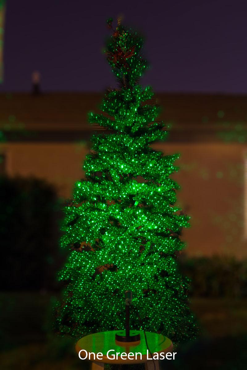 Illuminator Laser Christmas Lights by Sparkle Magic- Emerald Dust ...